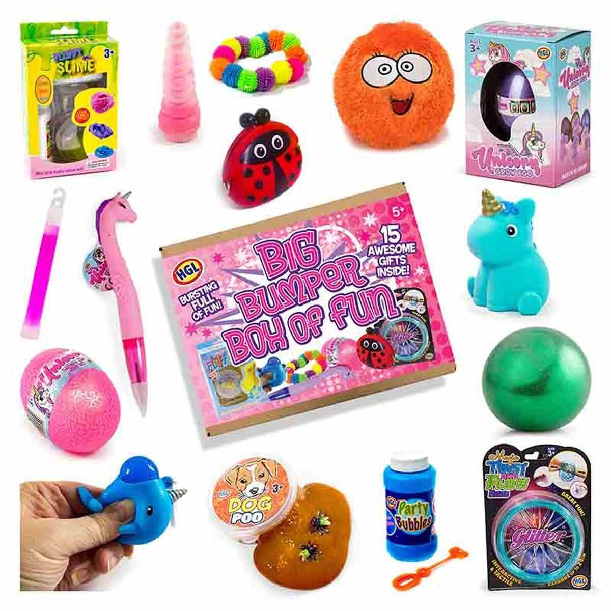 Big Pink Bumper Box of Fun