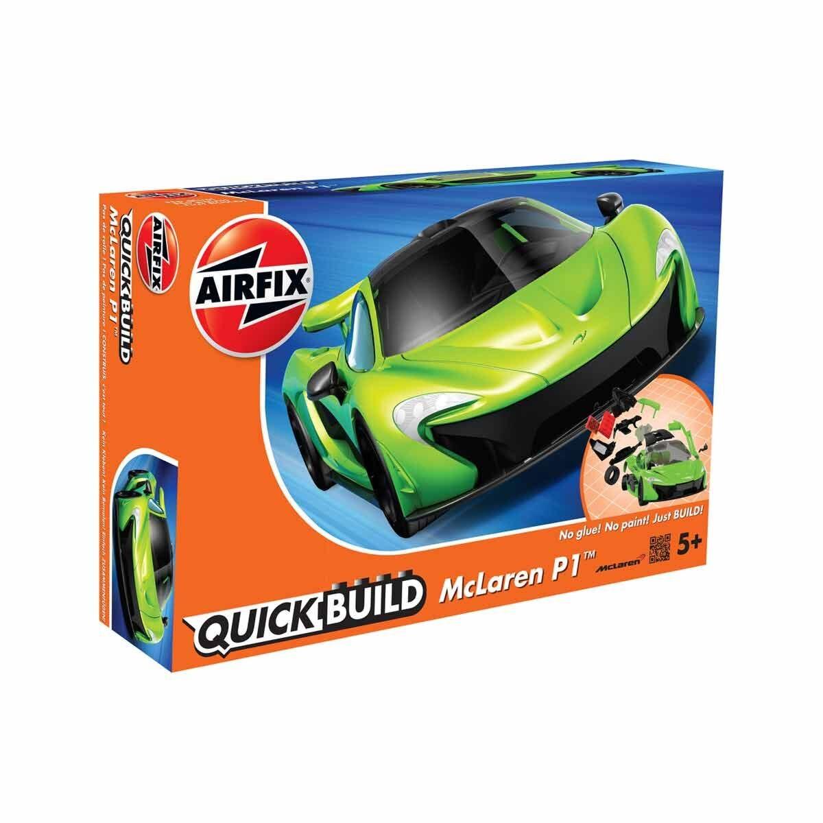 Airfix Quickbuild McLaren P1 Green