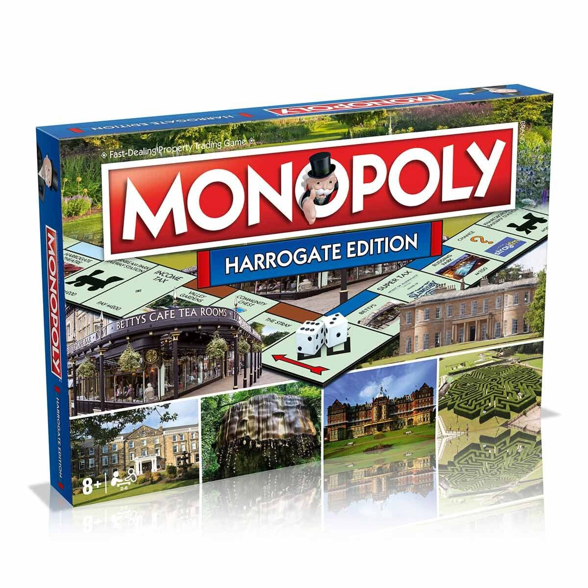 Harrogate Monopoly