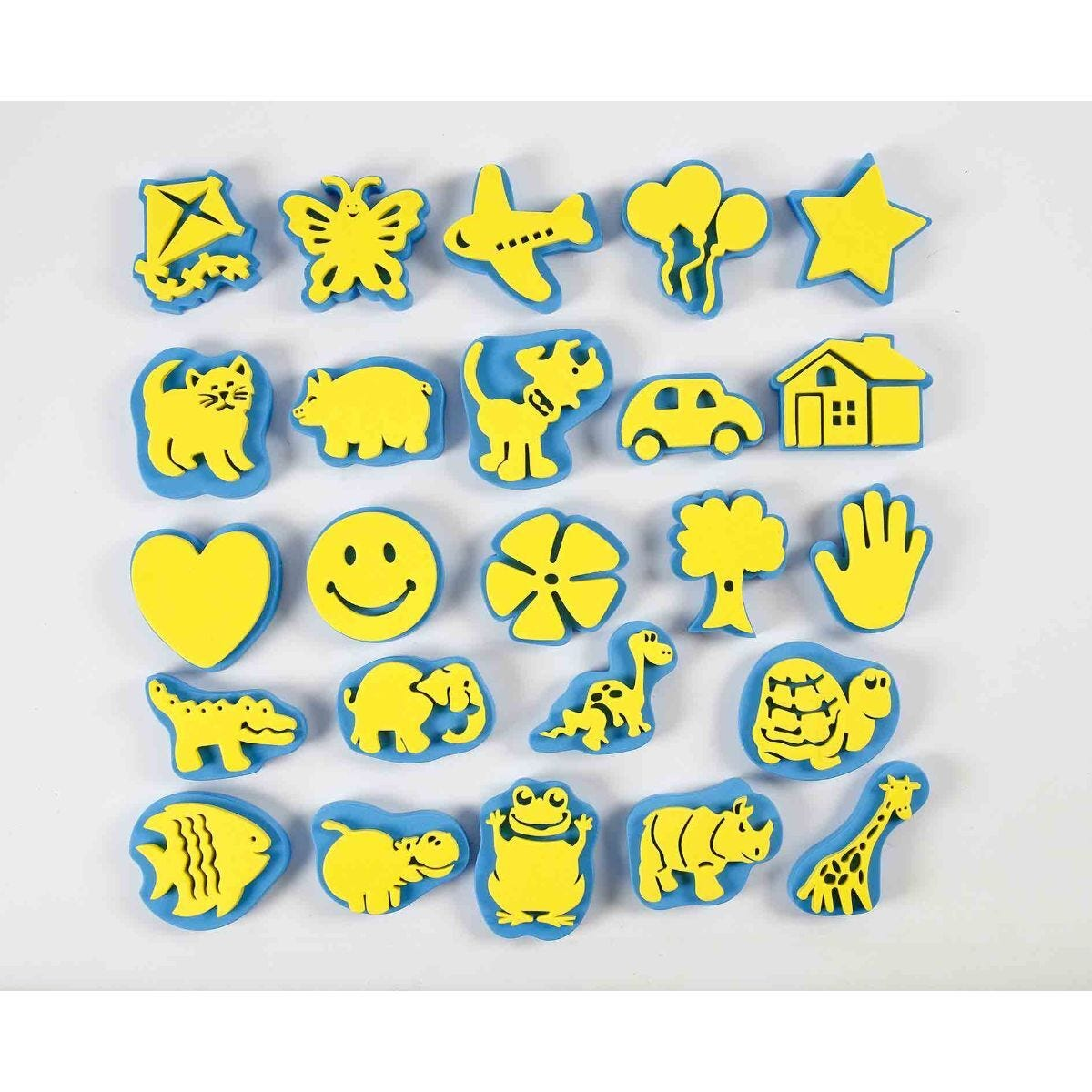 Everyday Stamp Set Pack of 24 Assorted Designs