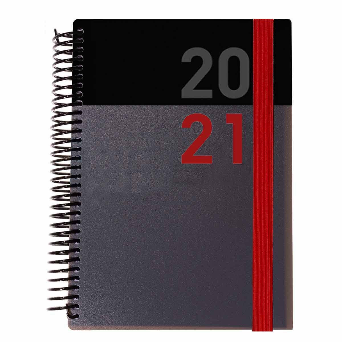 Collins Delta Diary Week to View A6 2020-2021 Assorted