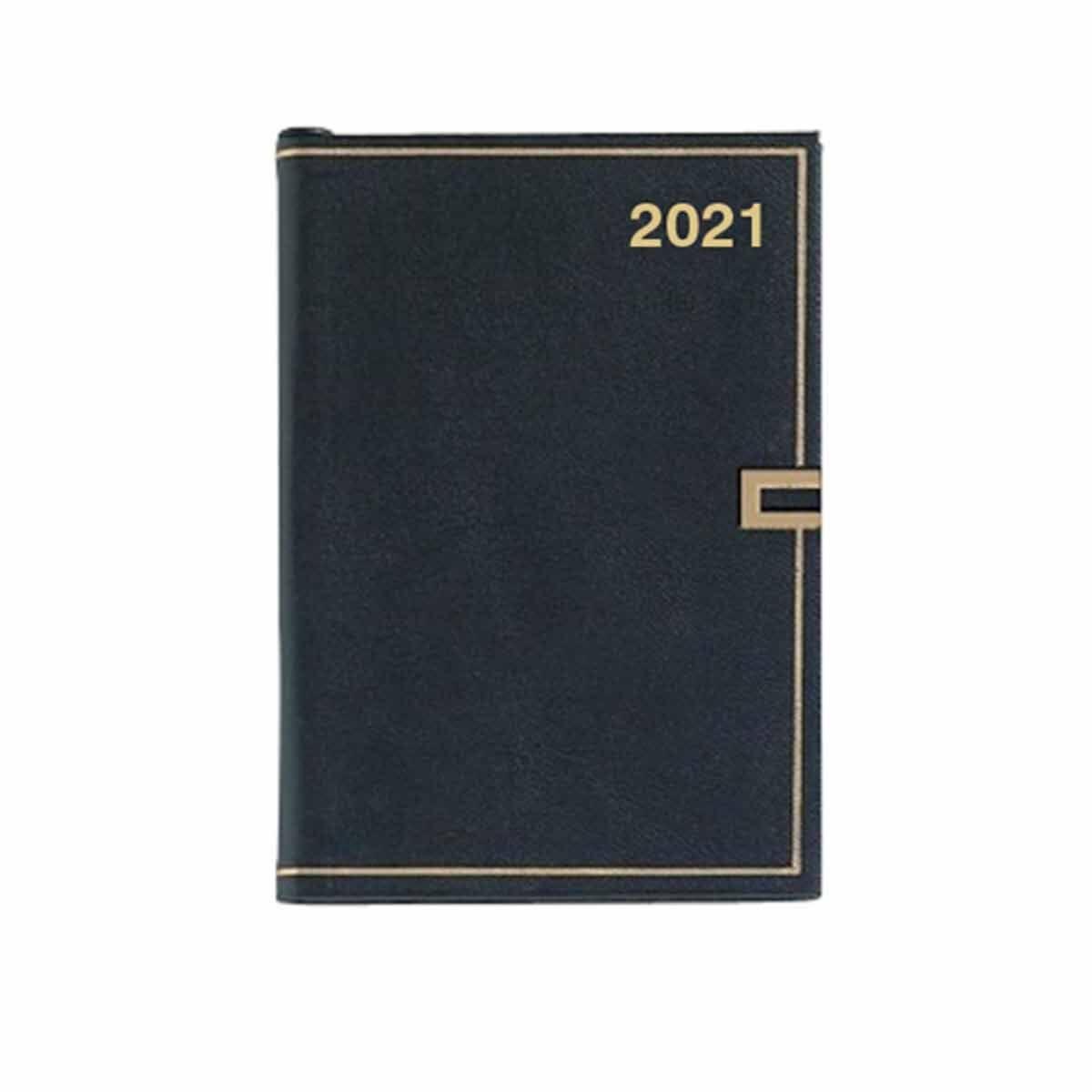 Dataday 3 Day per Page Pocket Diary 2021