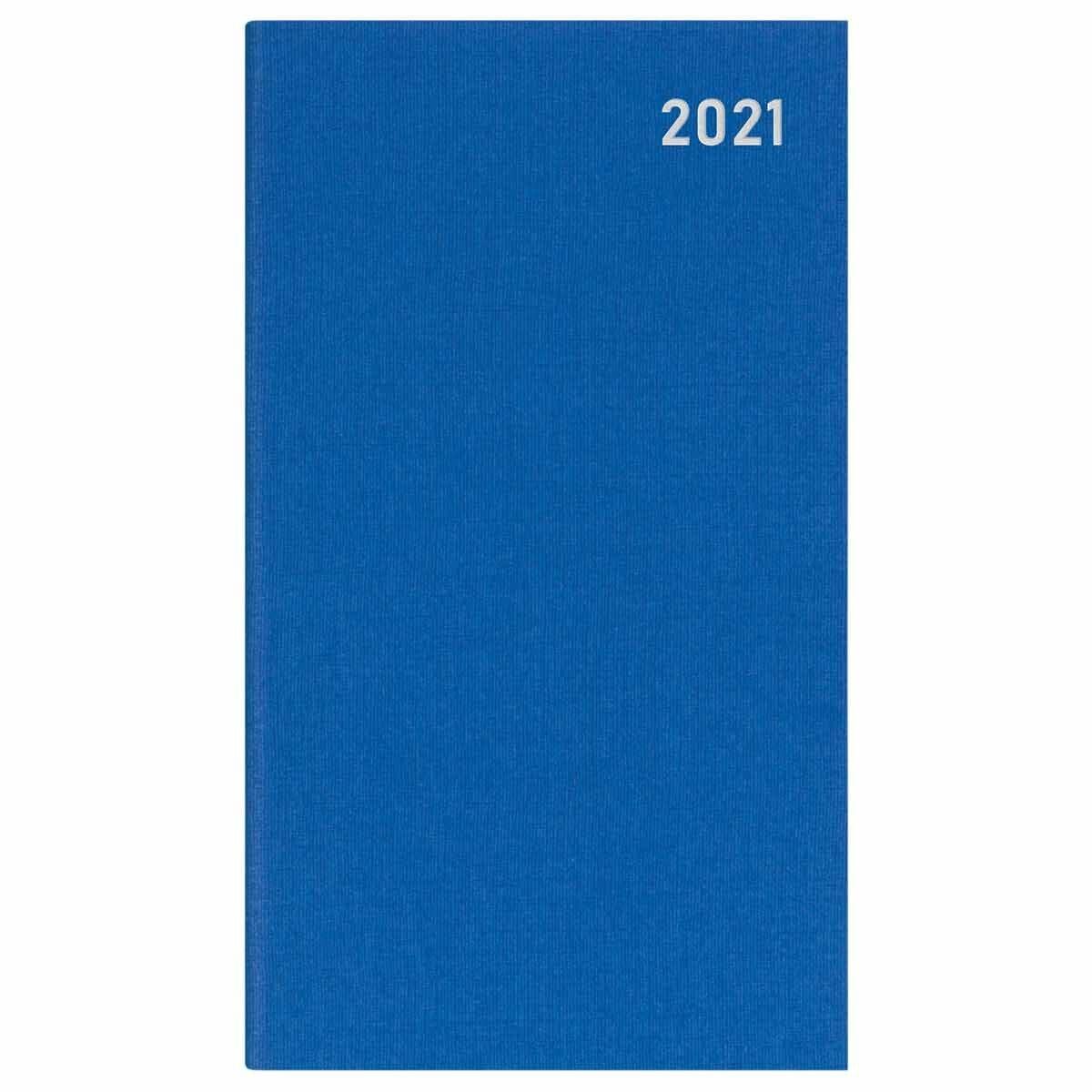 Letts Principal Diary Week to View Medium Pocket 2021