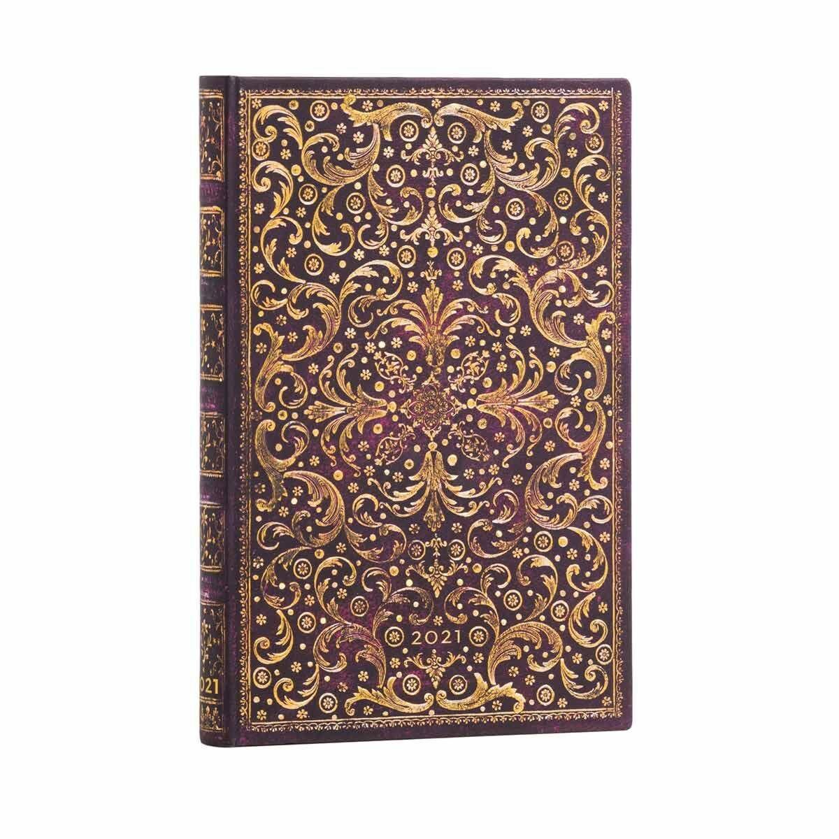 Paperblanks Aurelia Diary Week to View Mini 2021