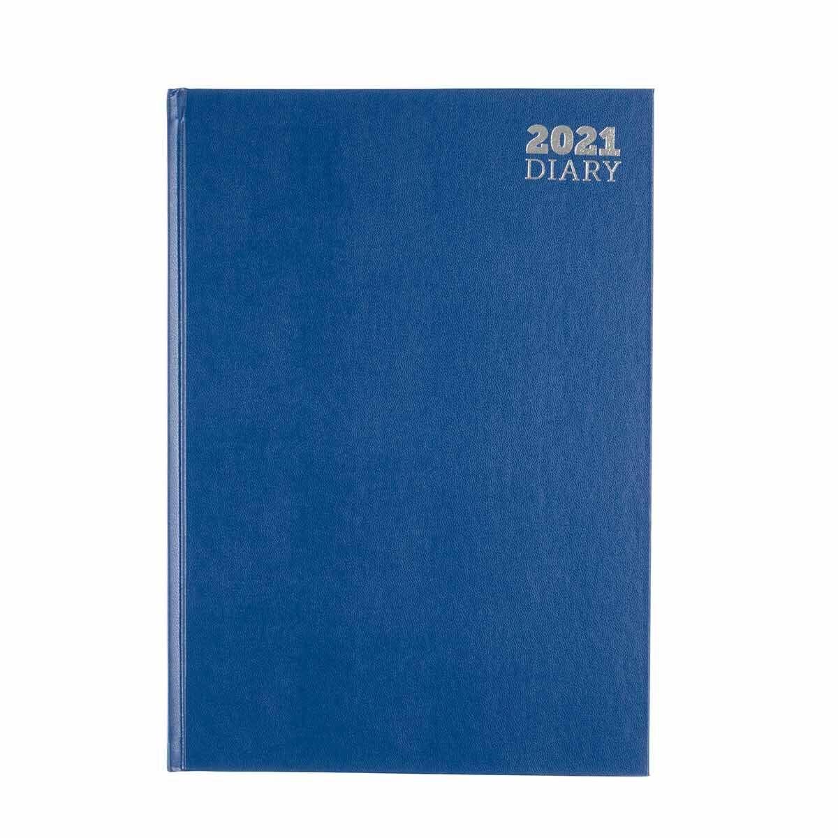 Ryman Diary Week to View A4 2021