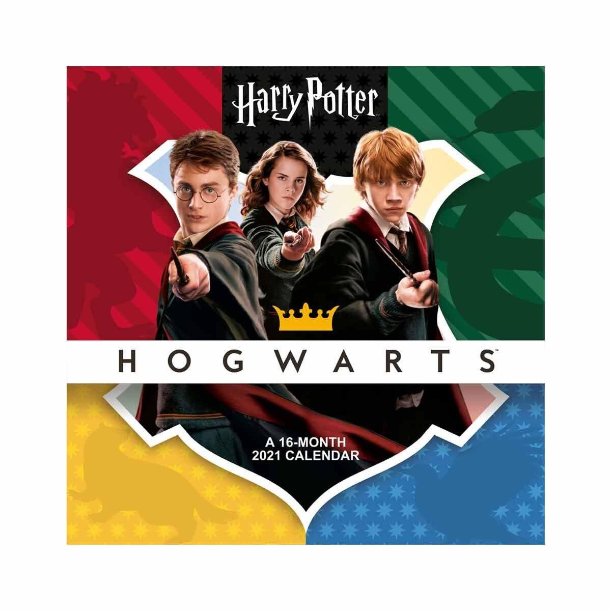 Harry Potter Wall Calendar 2021