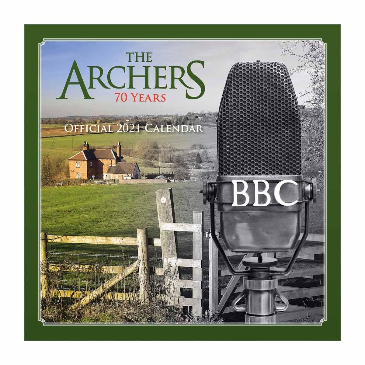 The Archers Wall Calendar 2021
