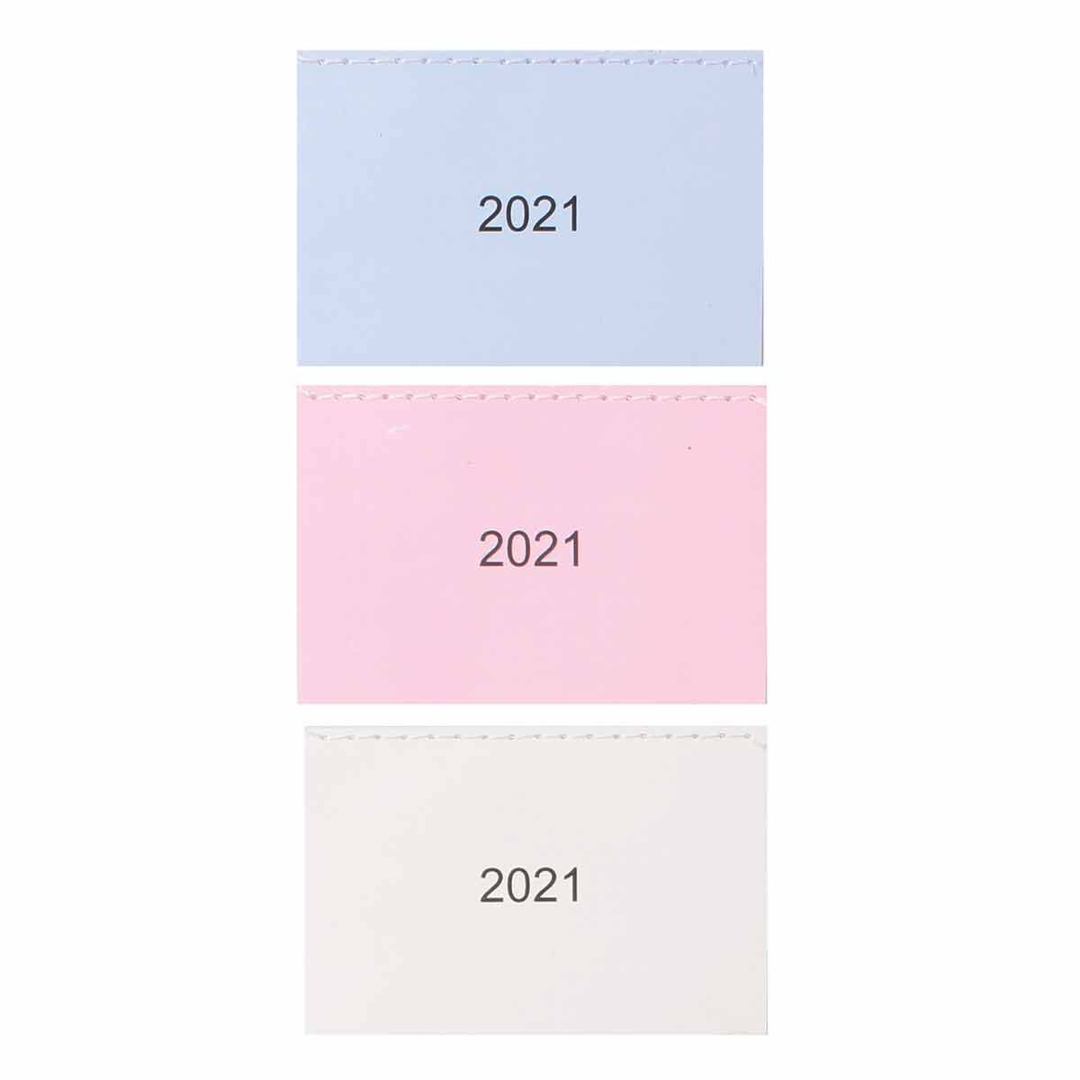 Ryman Date Pad Assorted Colours 2021