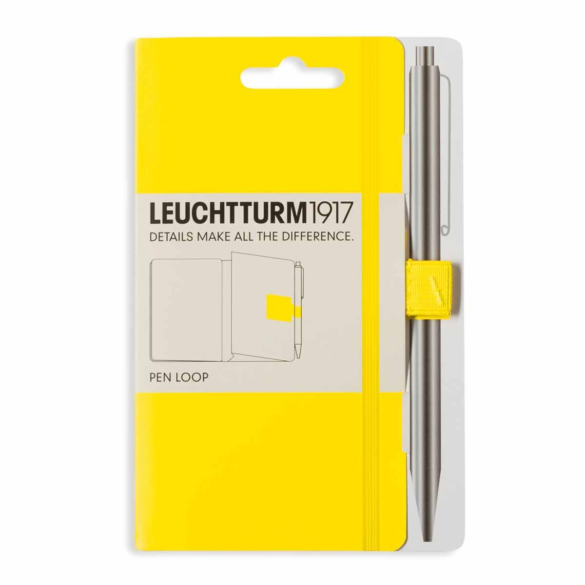 Leuchtturm Pen Loop Yellow