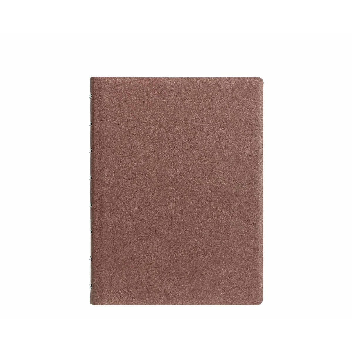 Filofax Refillable Notebook A5 Terracotta