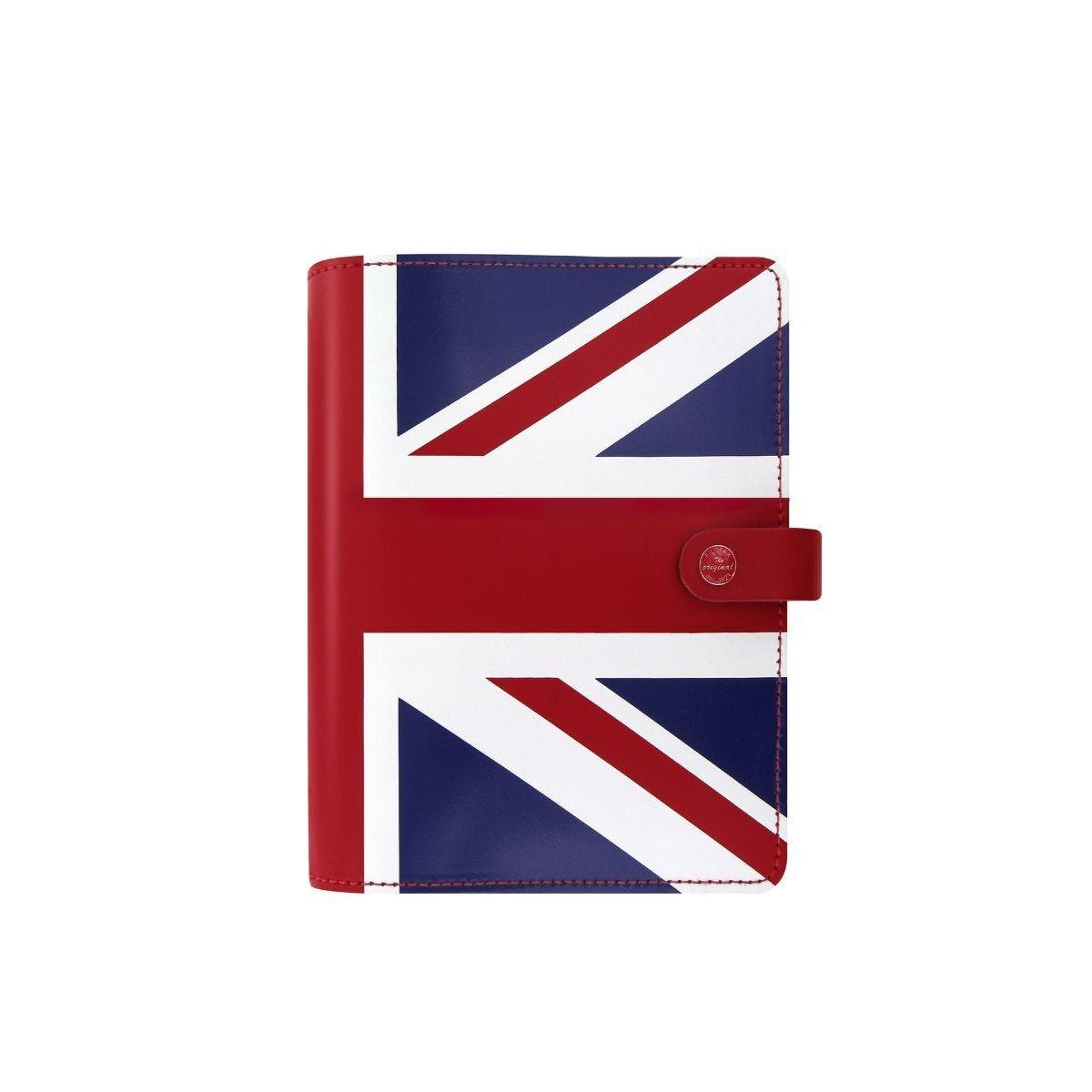 Filofax A5 Original Union Jack Organiser