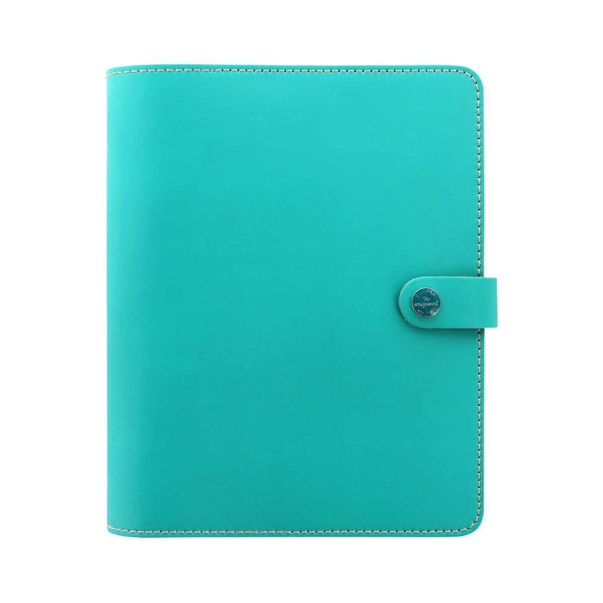 Filofax A5 Organiser The Original Turquoise