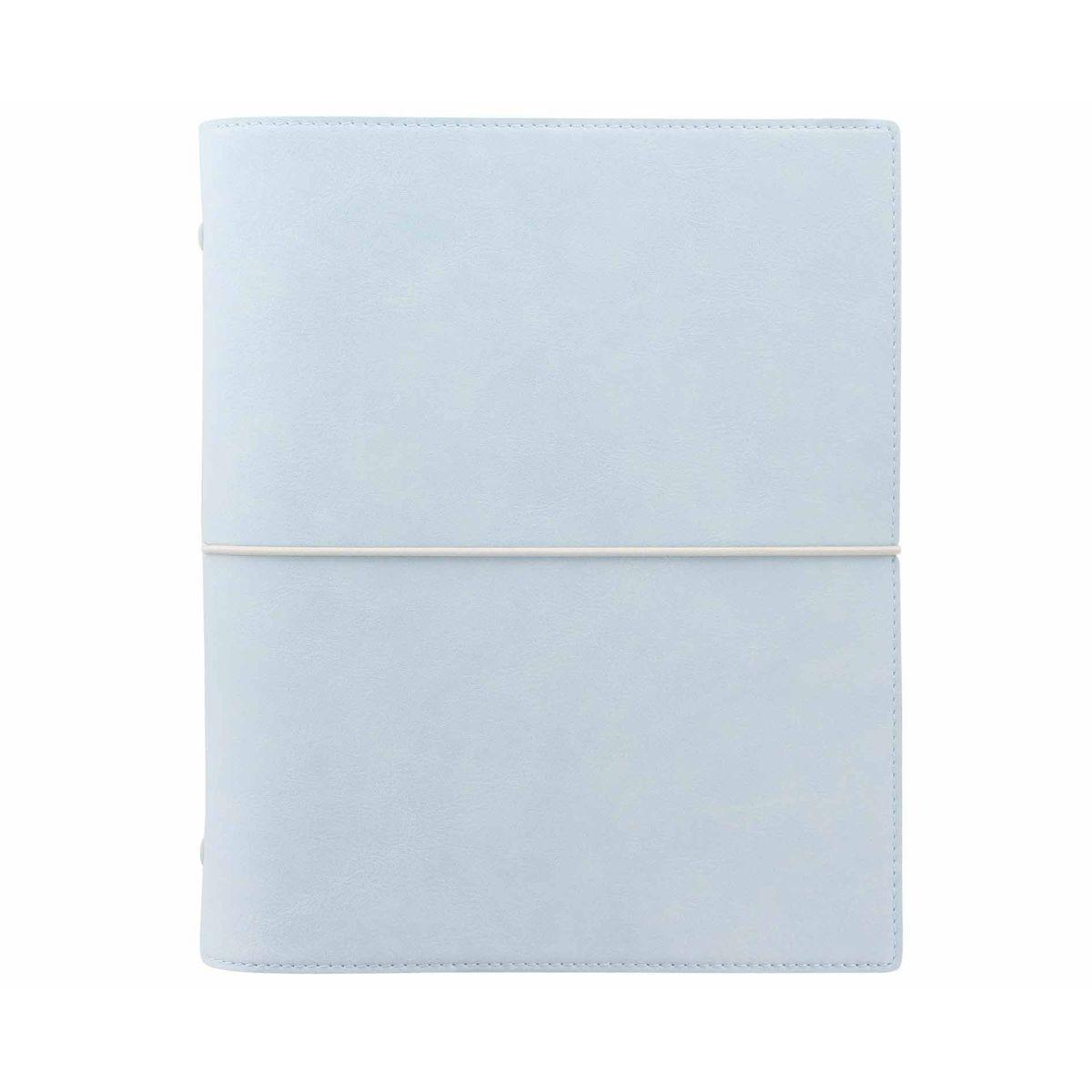 Filofax Personal Domino Organiser A5 Soft Blue