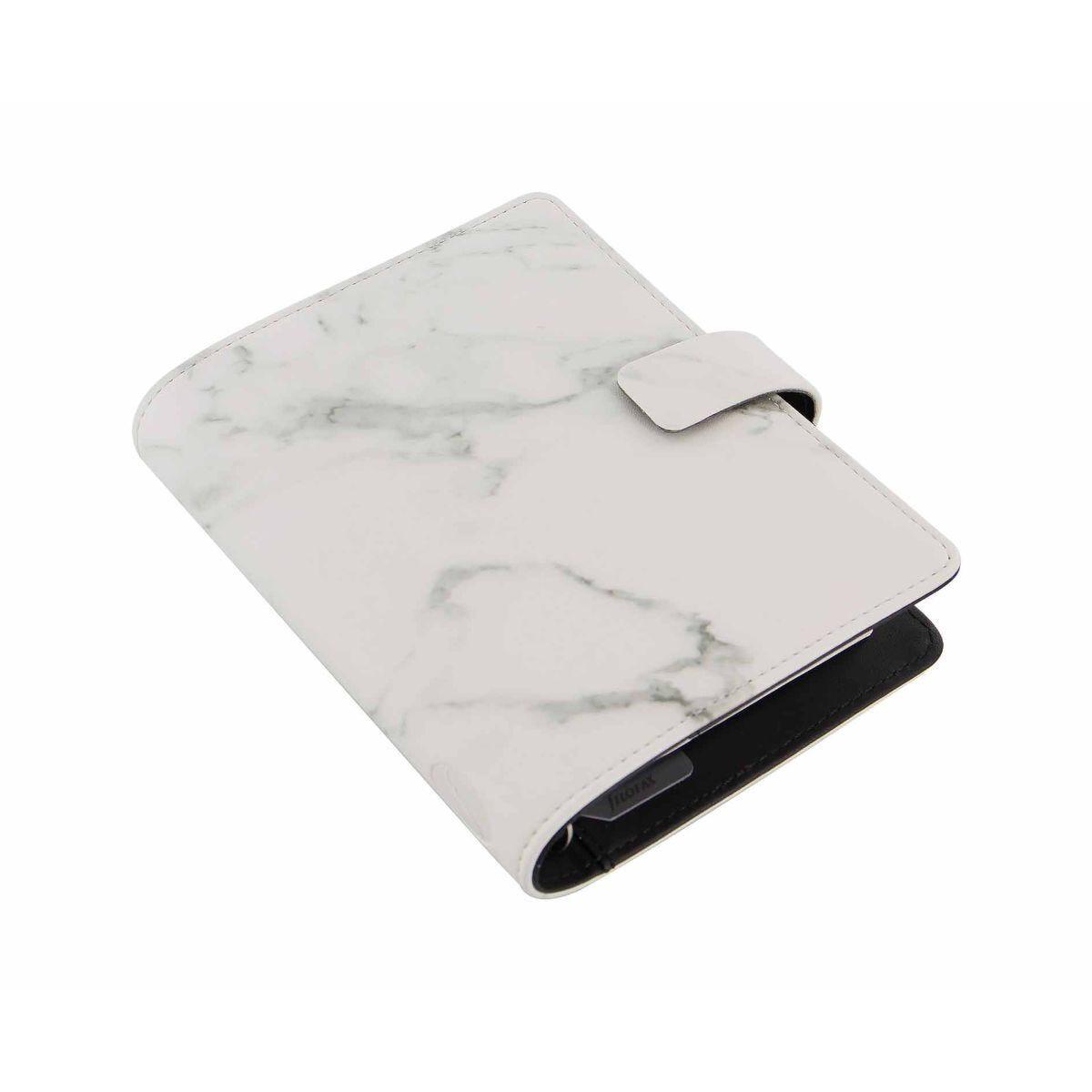 Filofax Organiser Pocket Marble