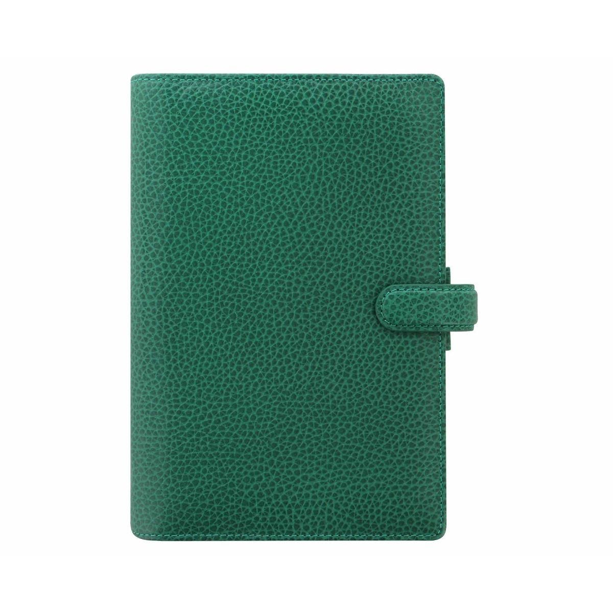 Filofax Finsbury Organiser Personal Forest Green