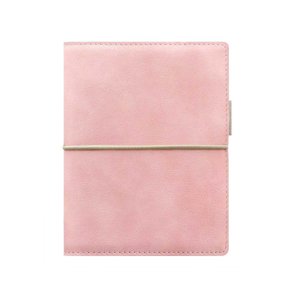 Filofax Pocket Domino Soft Organiser Soft pink