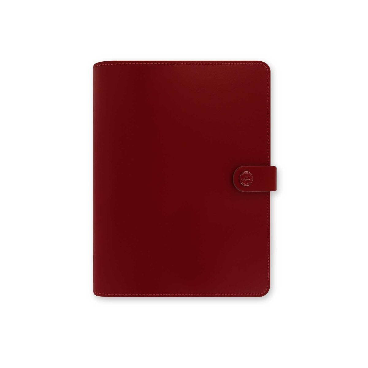 Filofax A5 The Original Organiser Pillarbox Red