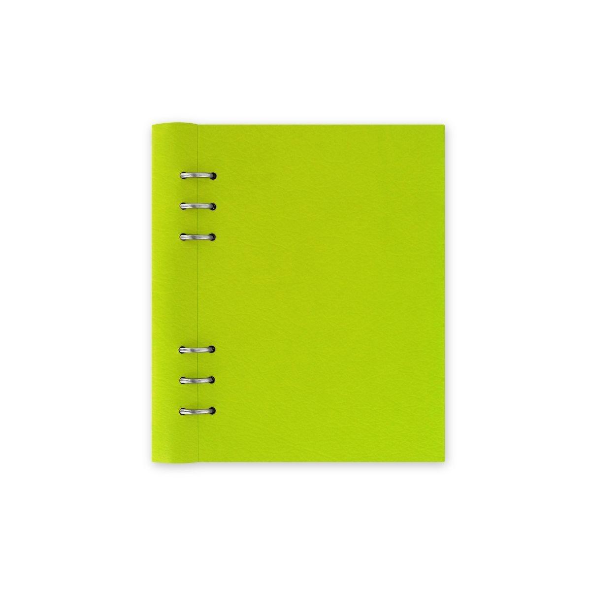 Filofax Refillable Clipbook Planner A5 Pear