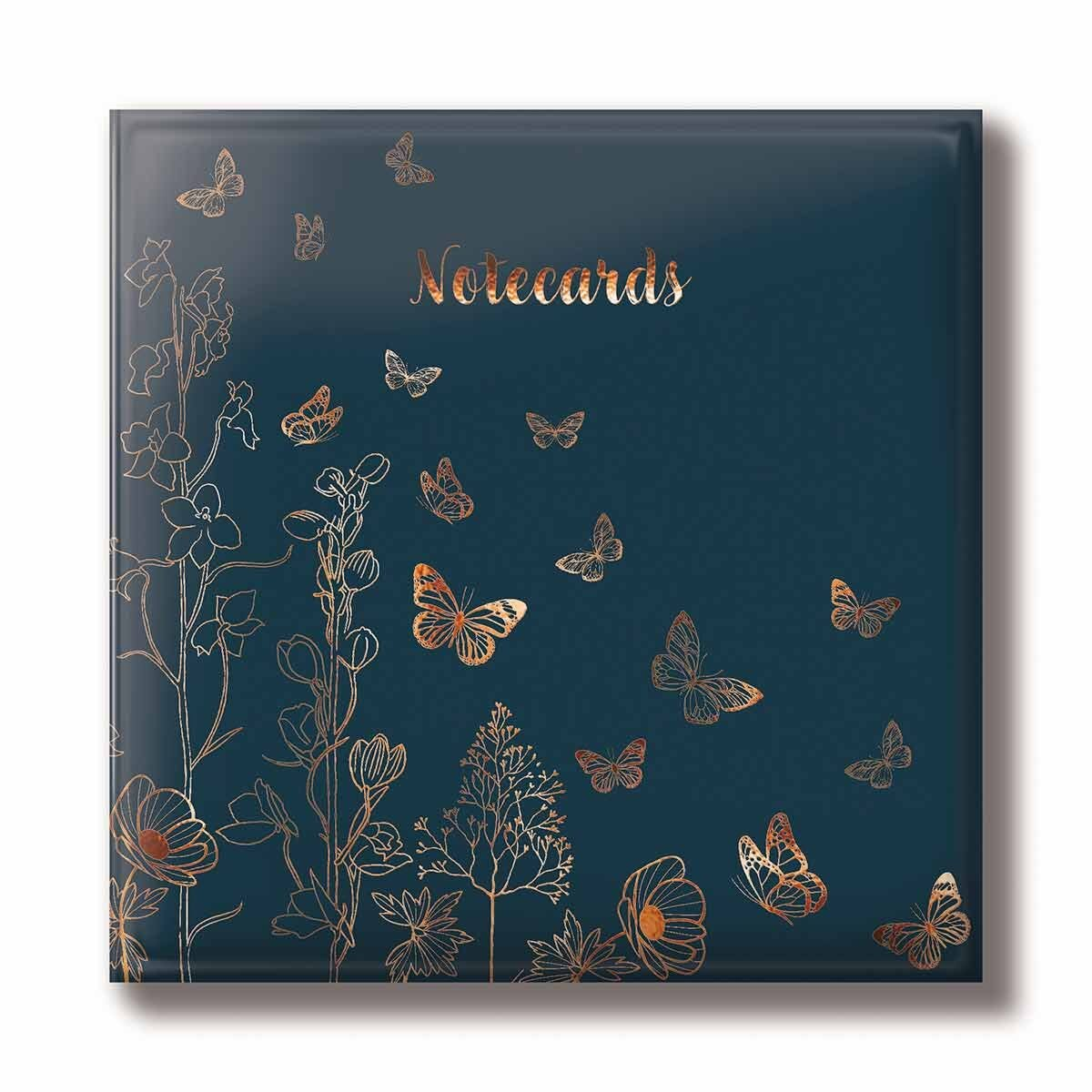 Papillon Notecard Wallet Pack of 10