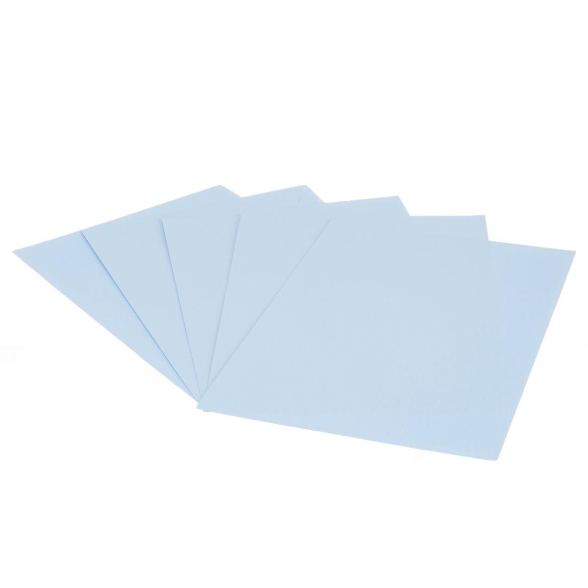 Pollen Paper A4 120gsm Pack of 5 Lavender Blue
