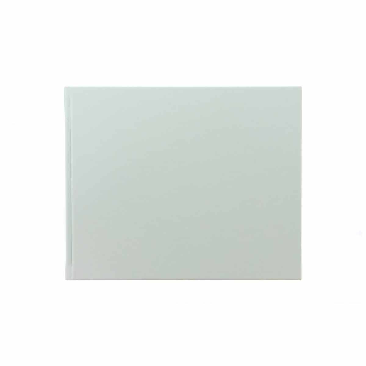 Letts Occasions Pastel Guest Book Duck Egg Blue