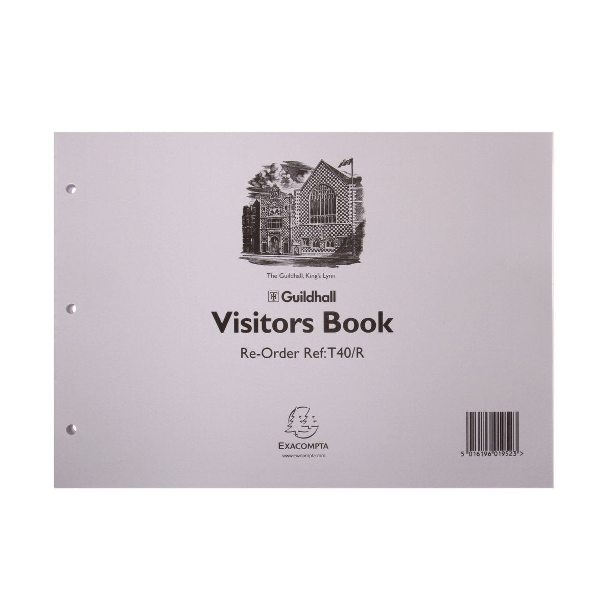 Visitors Book Refill Refill Pages