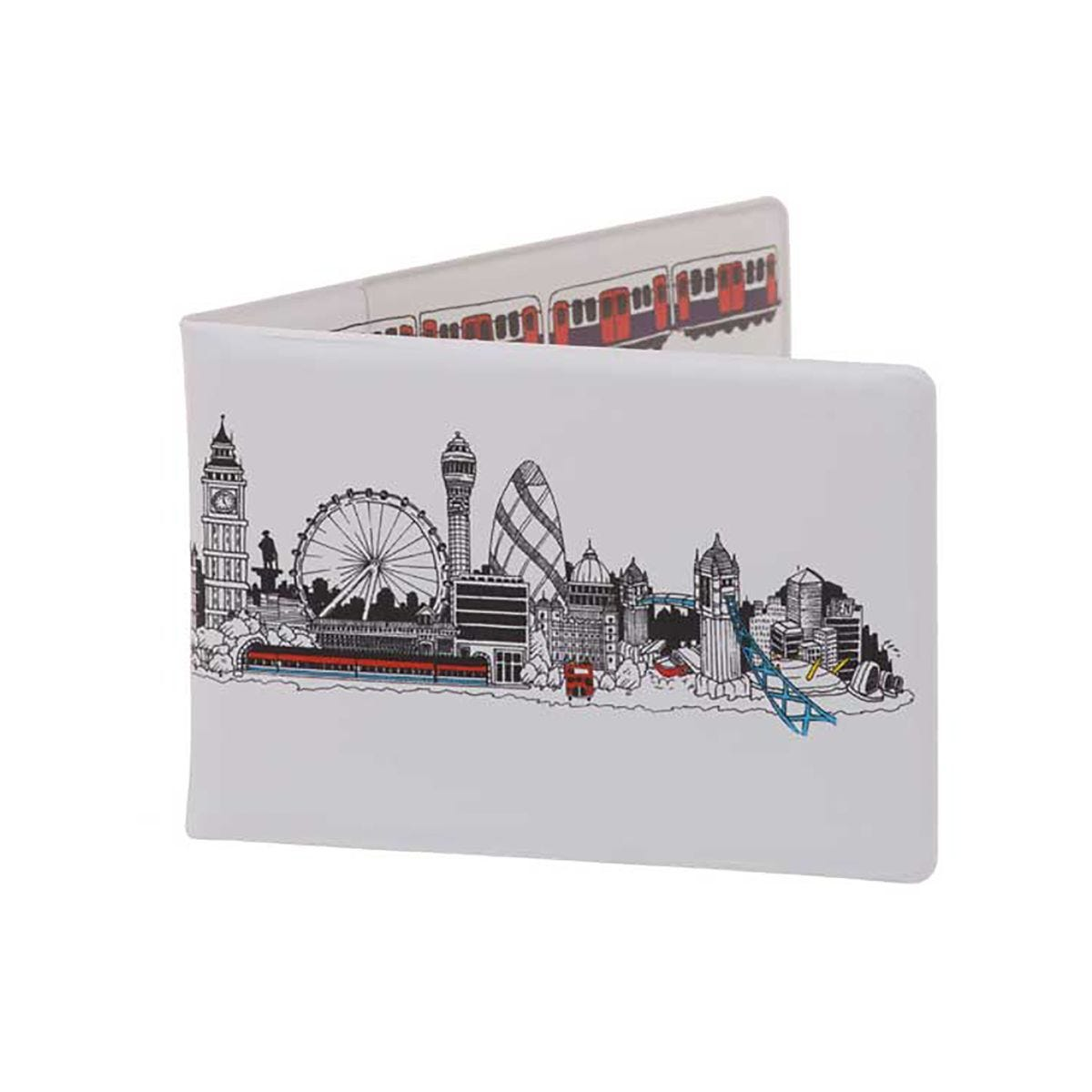 London Skyline Travel Card Wallet
