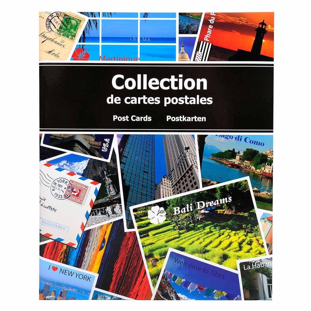 Exacompta Post Card Collectors Album