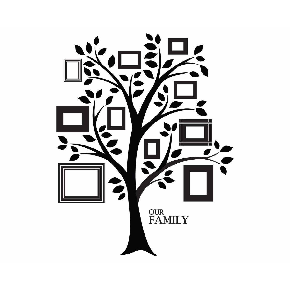 Tree of Our Life Wall Decor