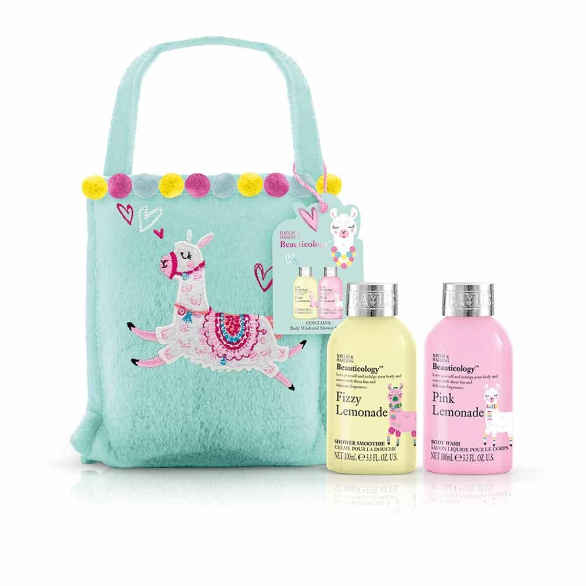 Baylis and Harding Beauticology Llama Small Gift Bag