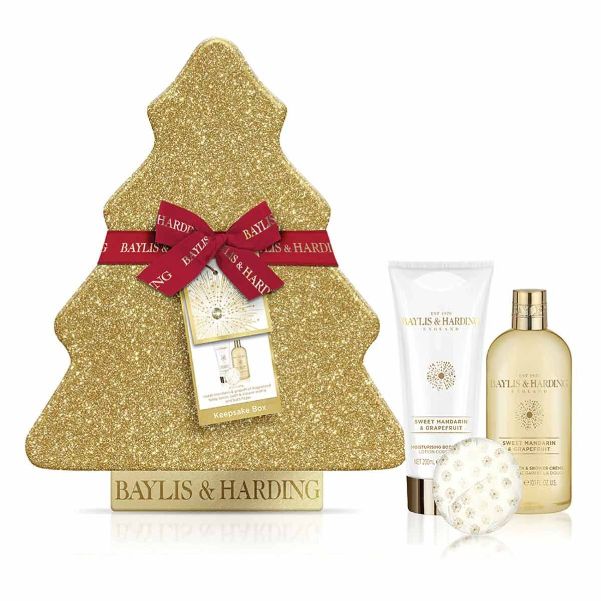 Baylis and Harding Mandarin Christmas Tree Gift Set