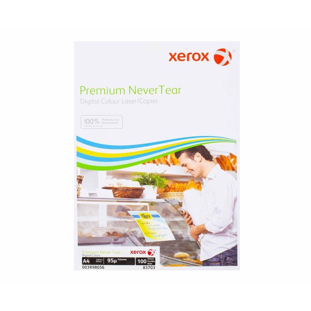 Xerox Premium NeverTear Paper 95mic A4 100 Sheets