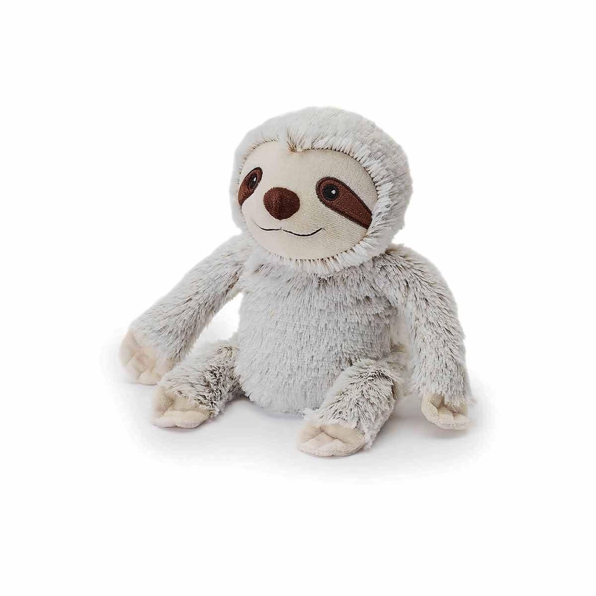 Warmies Marshmallow Sloth Microwaveable Toy