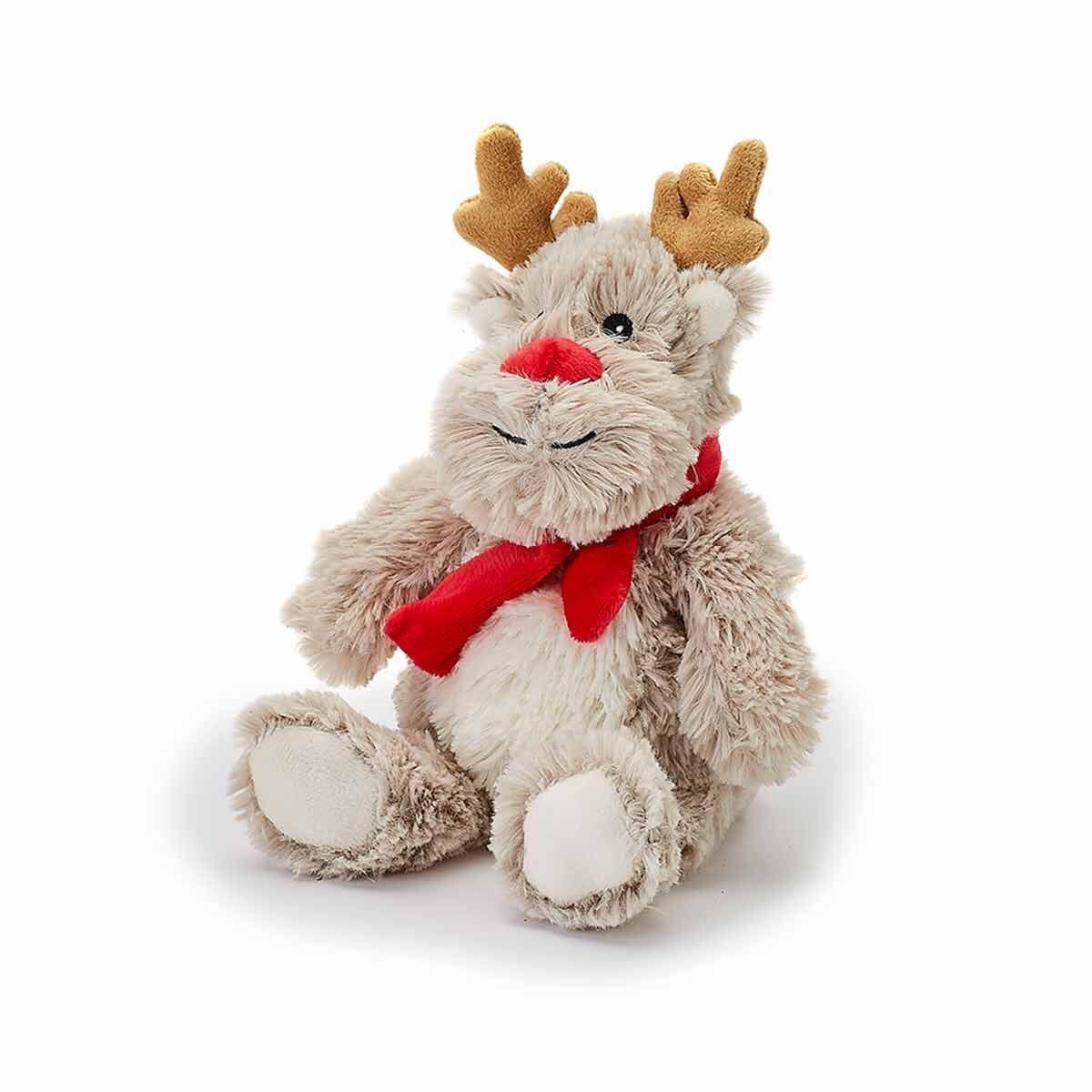 Warmies Mini Reindeer Microwaveable Toy