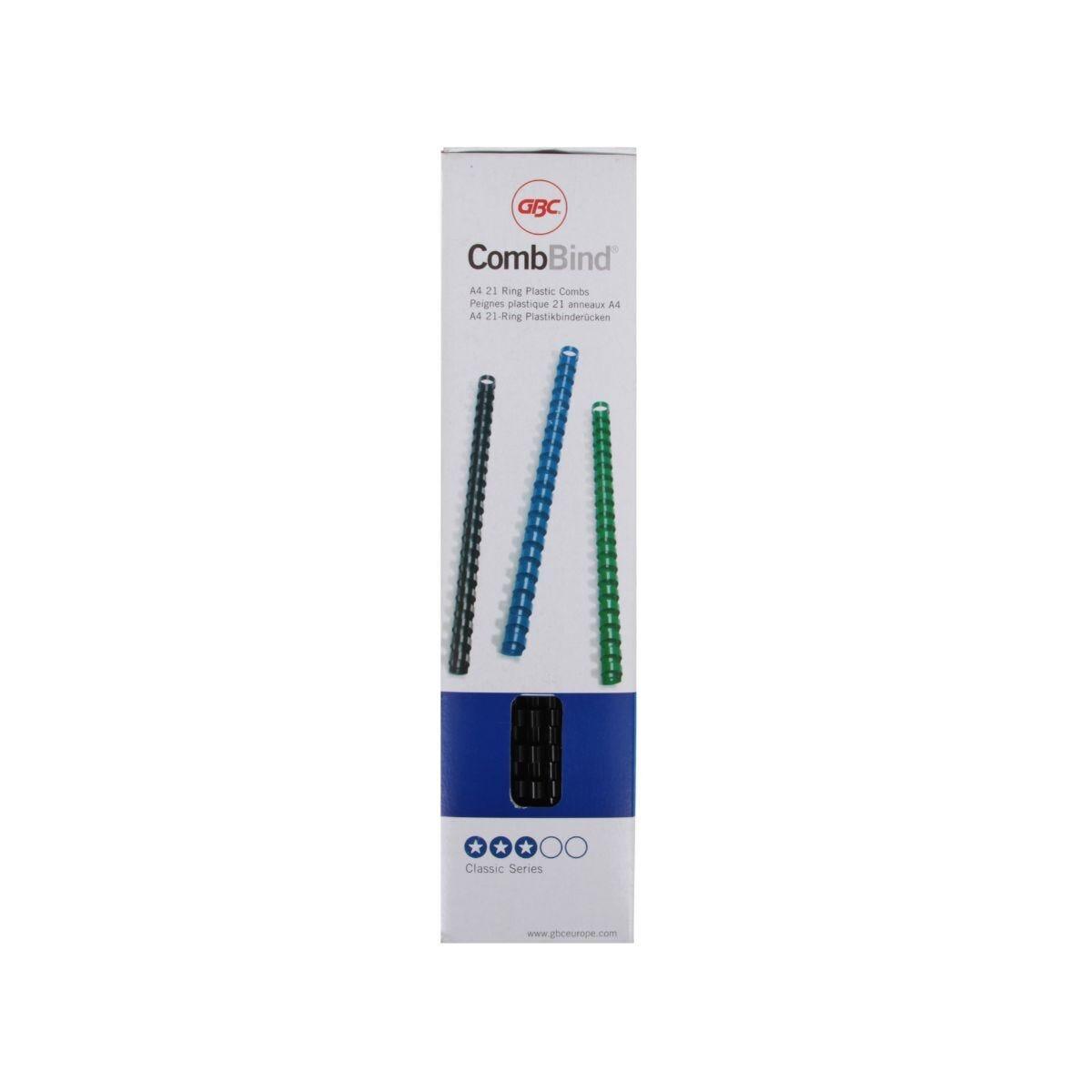 GBC Comb Bindings 6mm BX 100