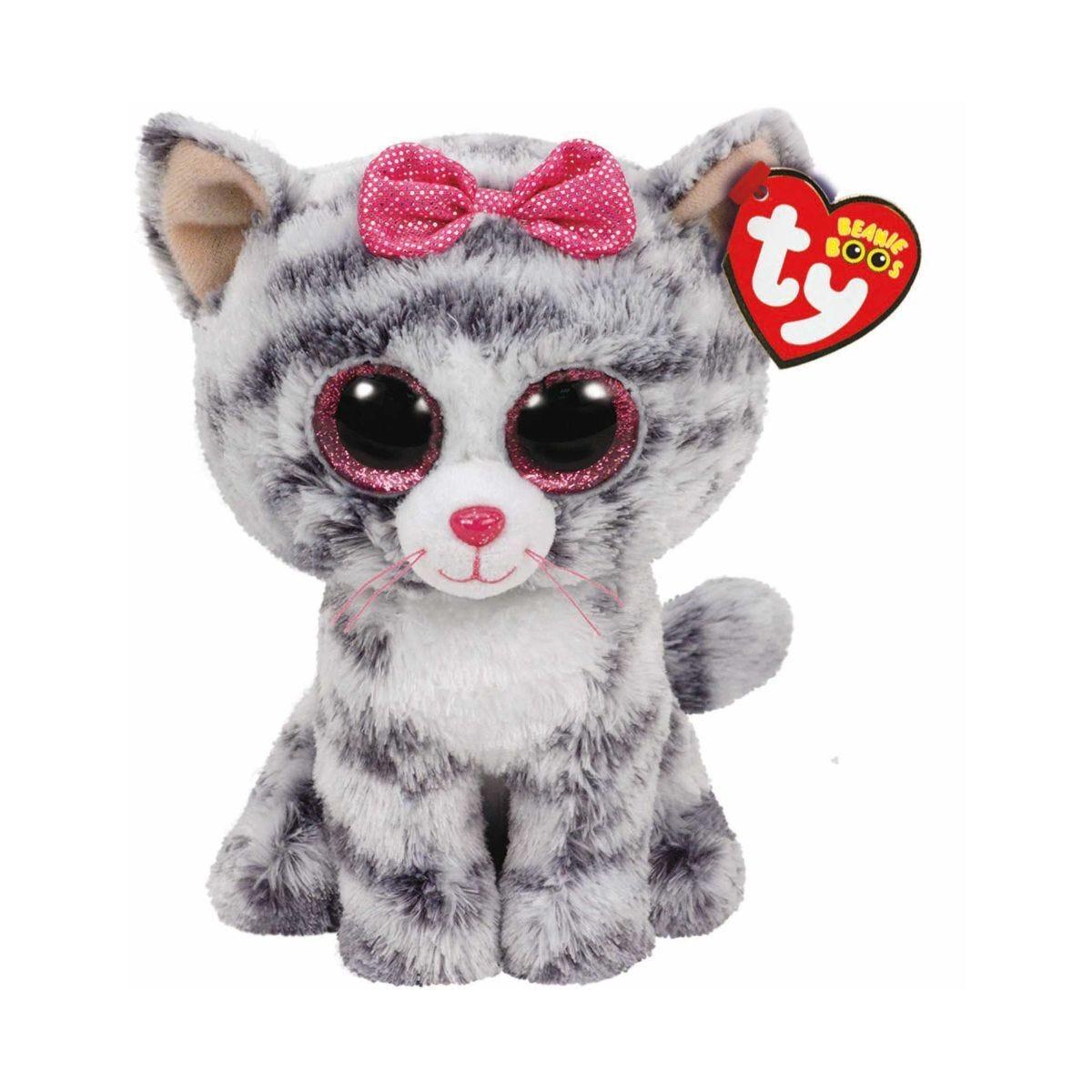 ty Kiki Cat Beanie Boo