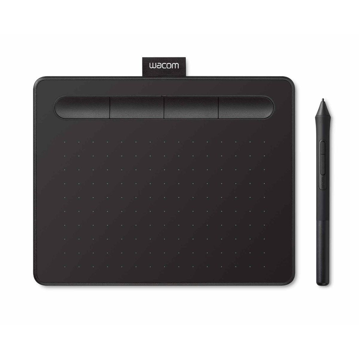 Wacom Intuos S Creative Pen Tablet with Bluetooth