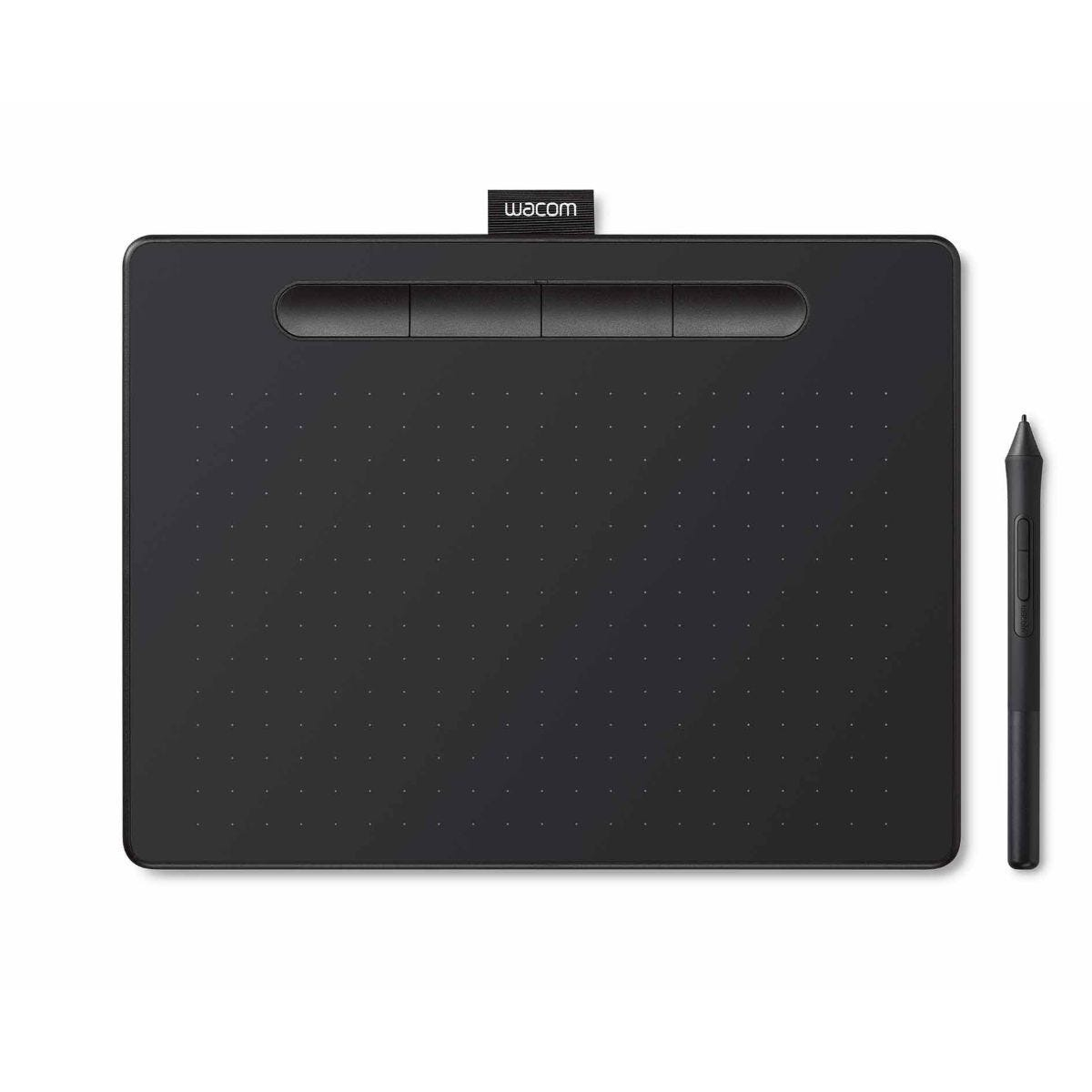 Wacom Intuos M Creative Pen Tablet with Bluetooth