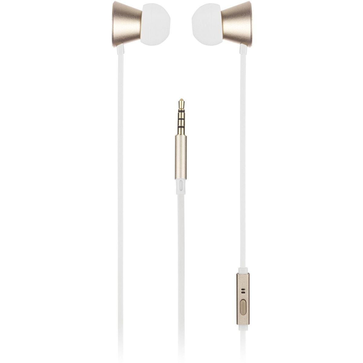 KitSound Metallics In-Ear Headphones