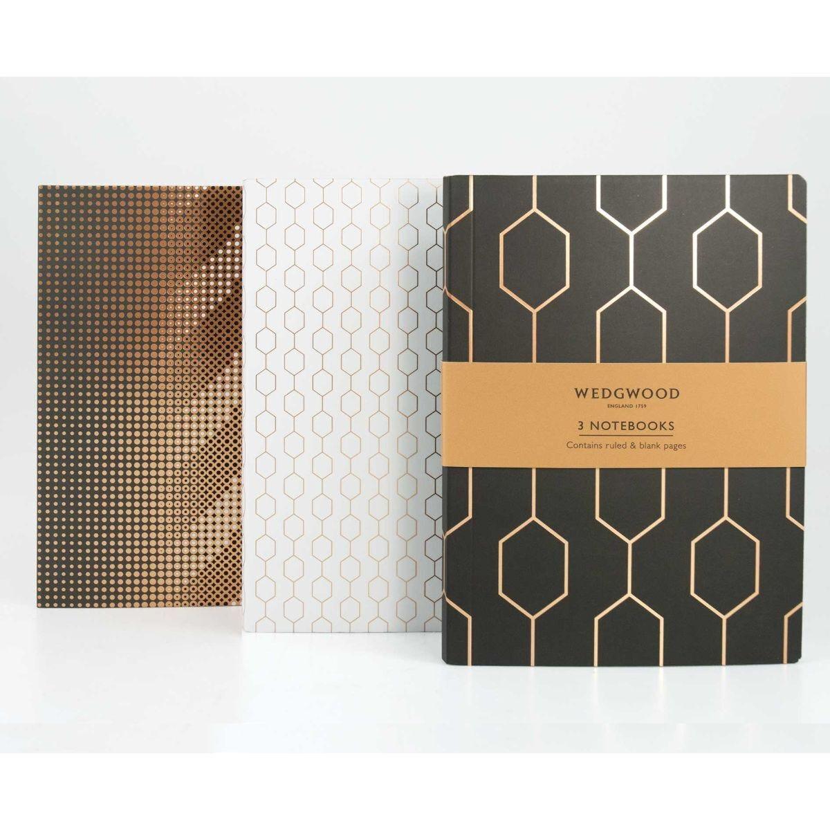 Wedgwood Flexi Notebook Set of 3 B6