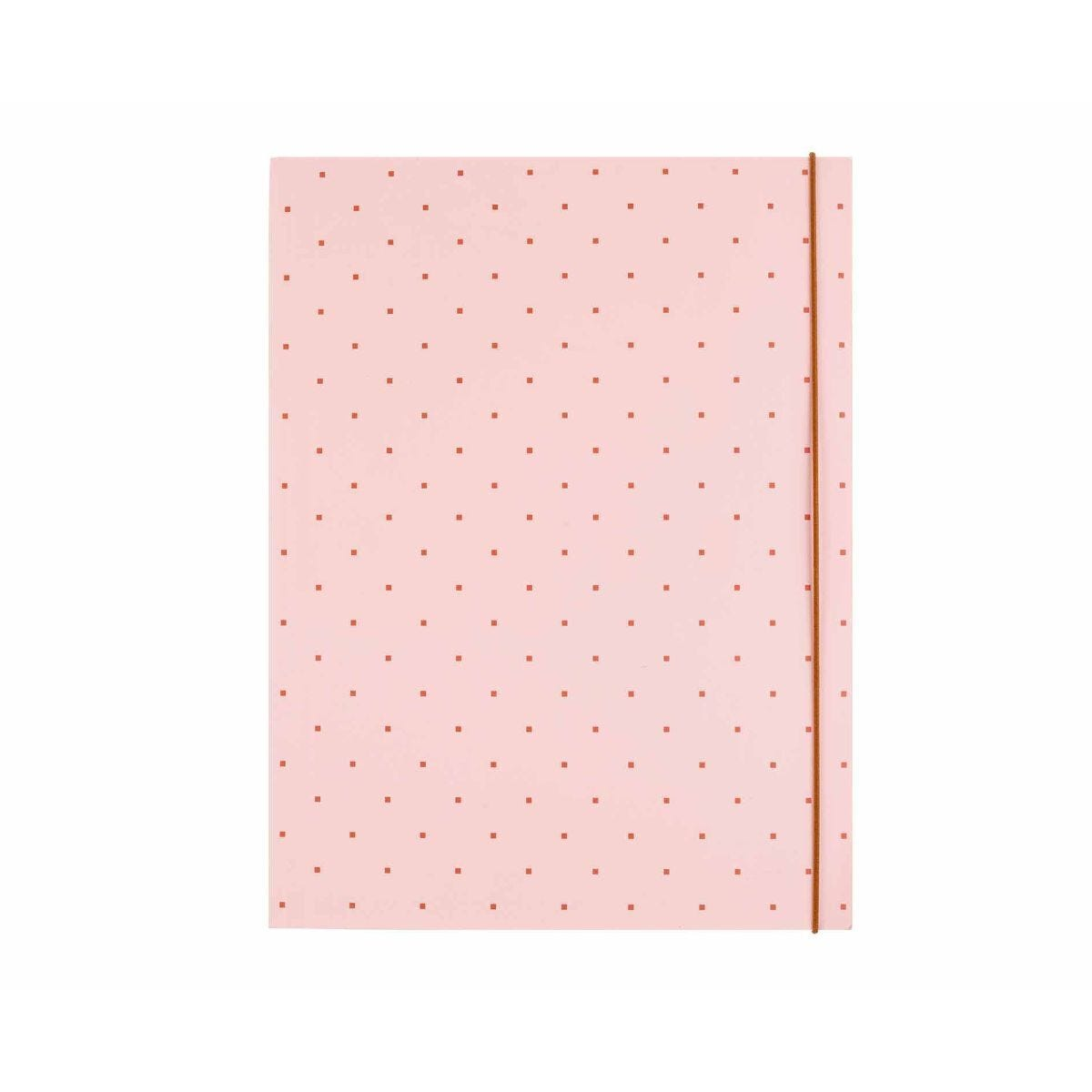 Ryman Paper File Light Pink