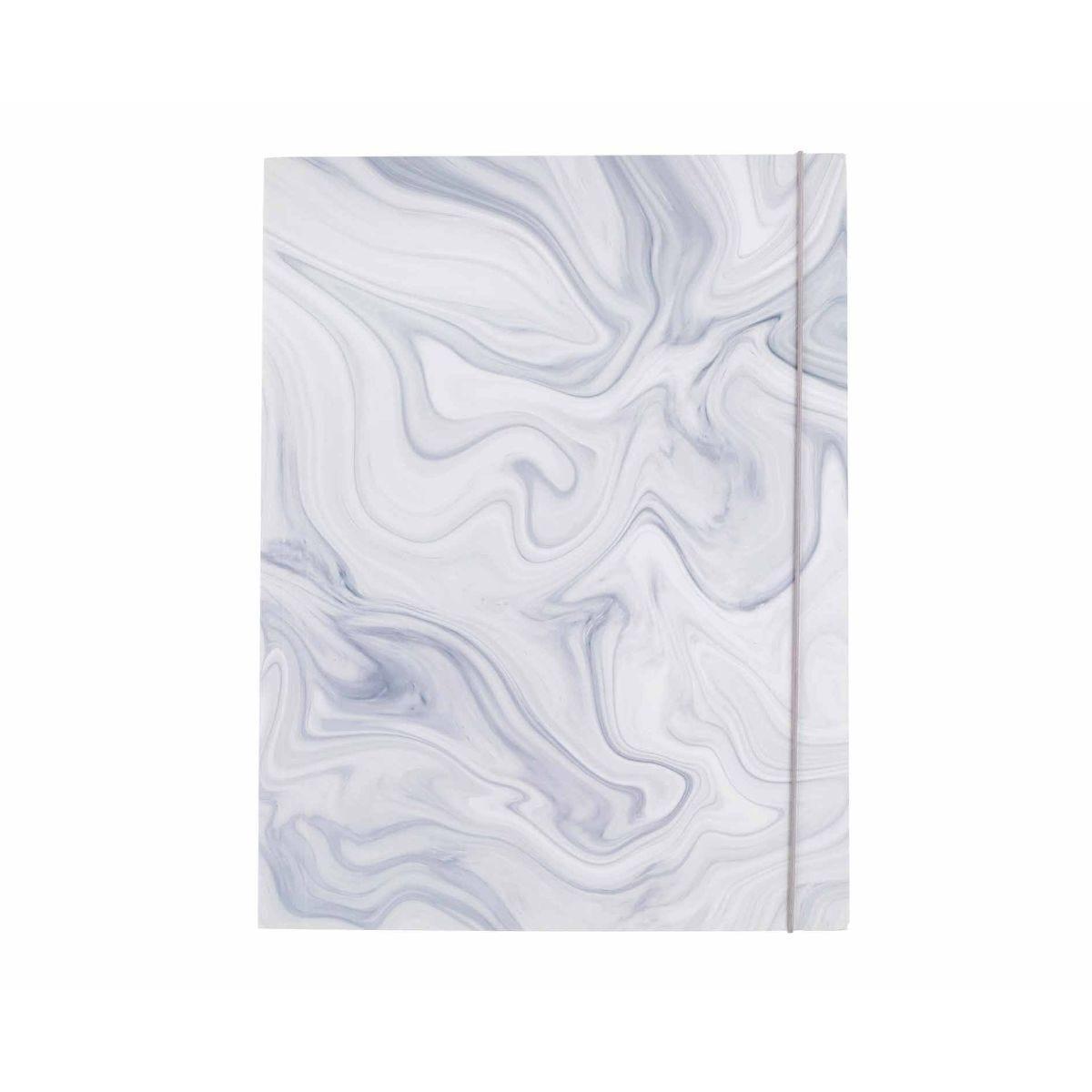 Ryman Paper File Marble Grey