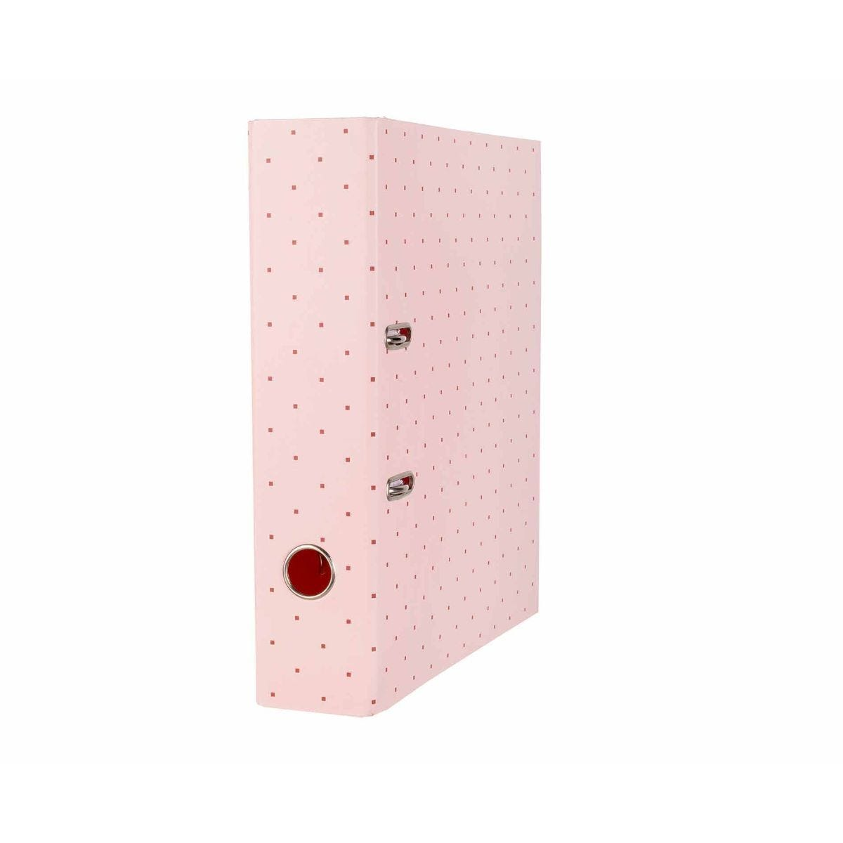 Ryman Lever Arch File Light Pink