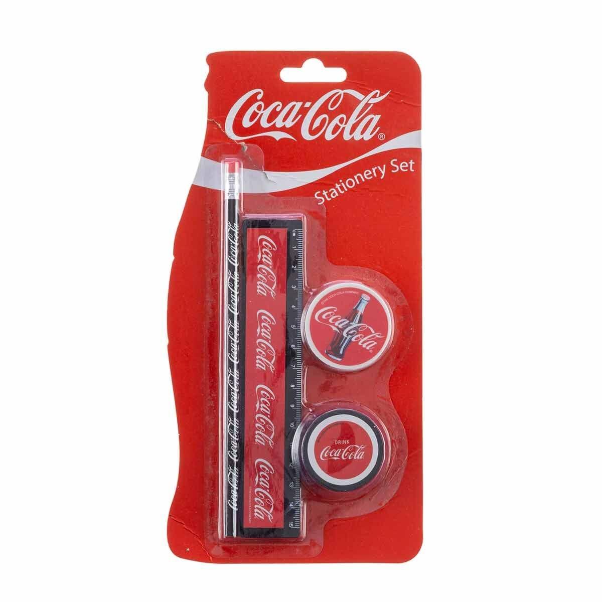 Coke Stationery Set