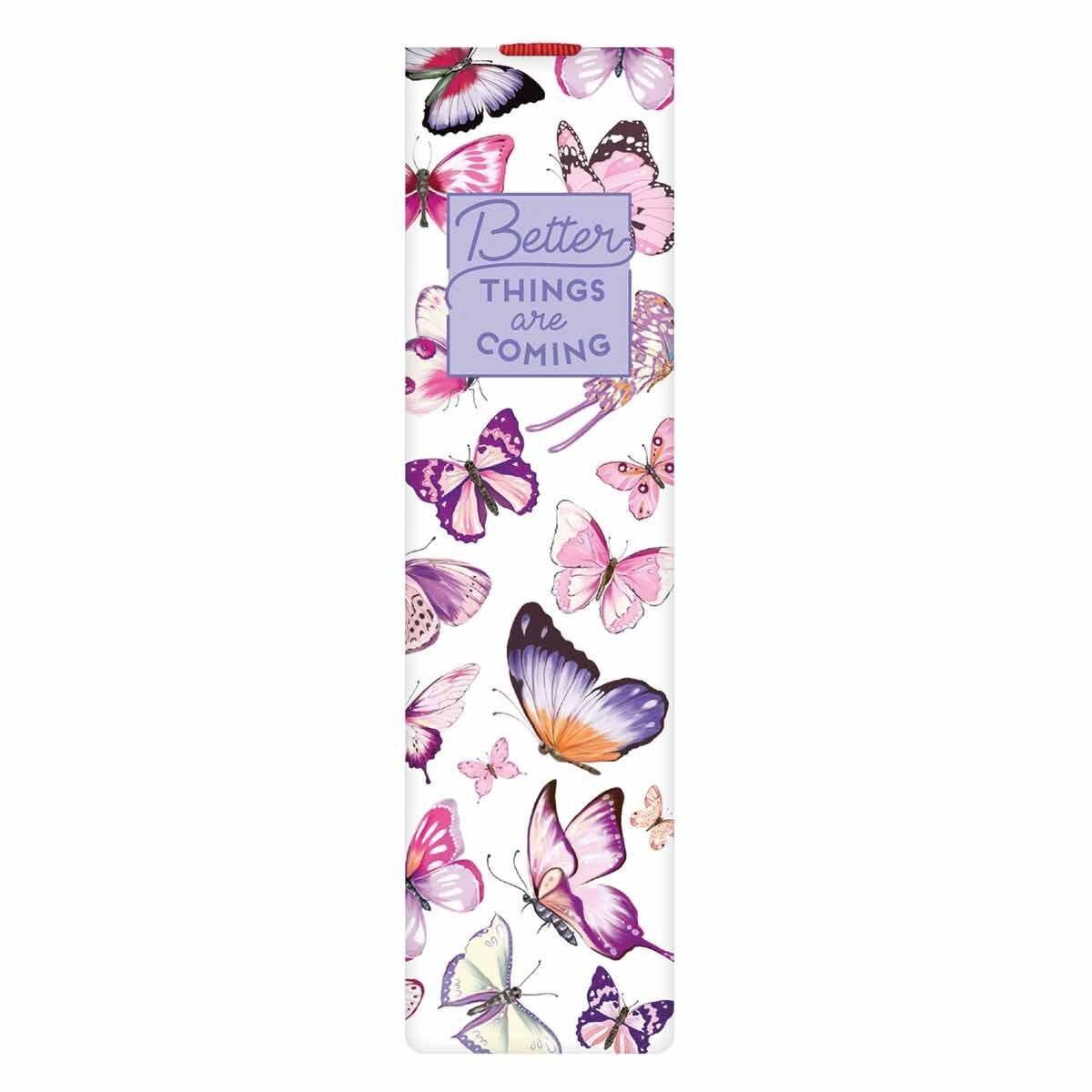 Legami Elastic Bookmark Butterfly