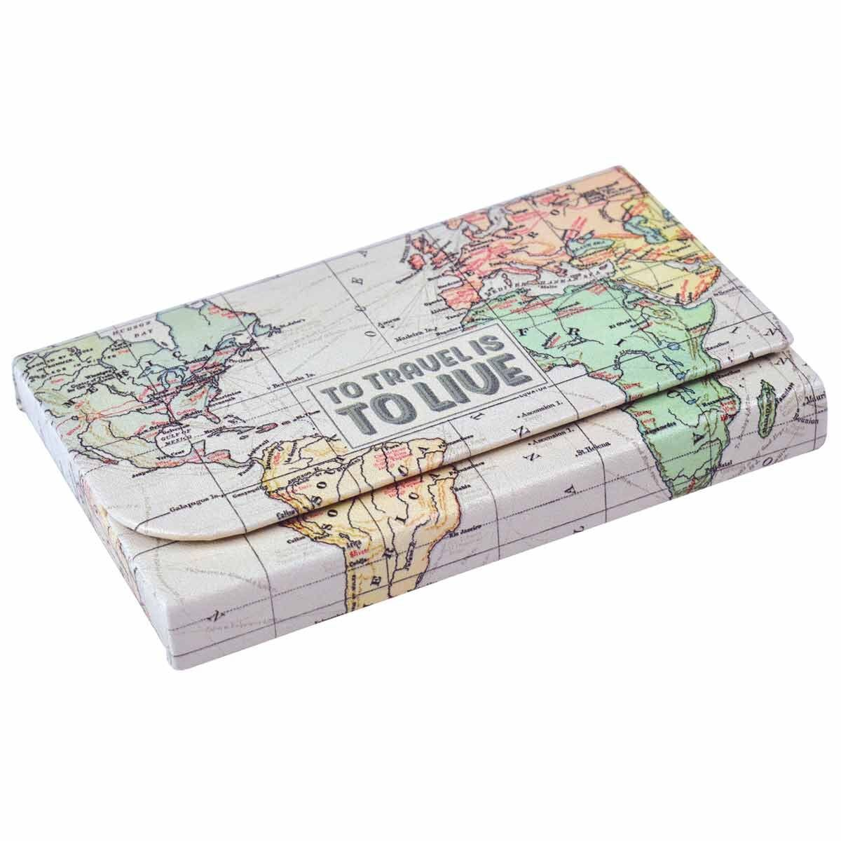 Legami Nice to Meet You Card Holder Travel