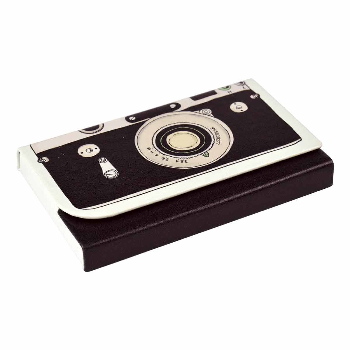 Legami Nice to Meet You Card Holder Camera
