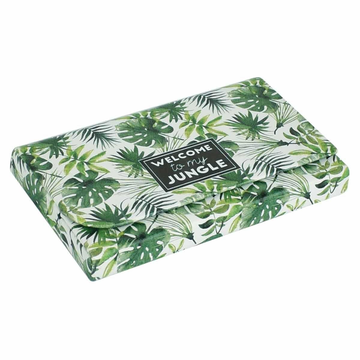 Legami Nice to Meet You Card Holder Jungle