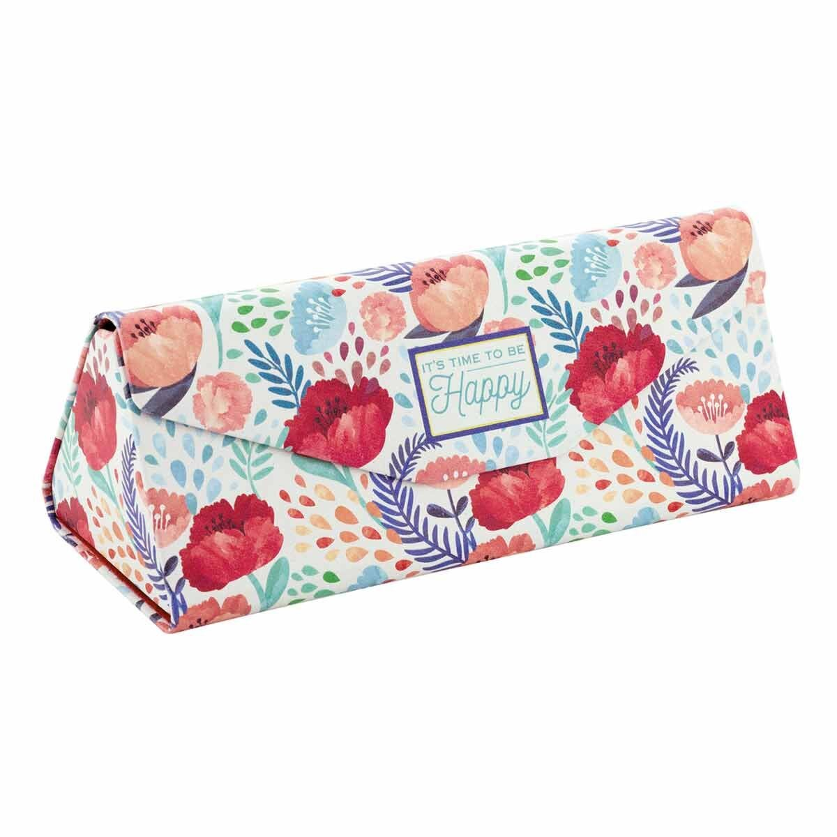 Legami See You Soon Foldable Glasses Case Flower