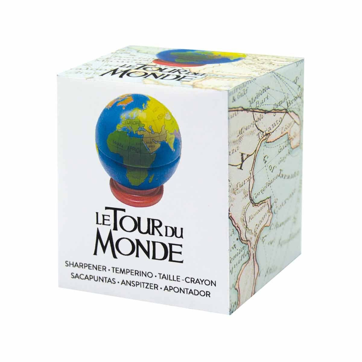 Legami Le Tour Du Monde Pencil Sharpener